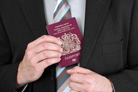 Registration as a British Citizen